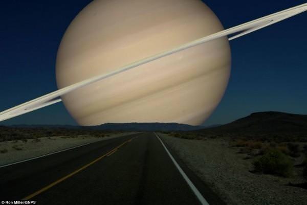 Yolda birden karşınıza Satürn çıkarsa...