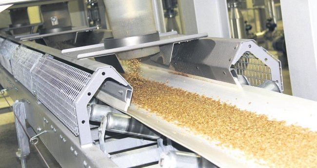 Bulgur fabrikası günlük 120 ton buğday işleyecek