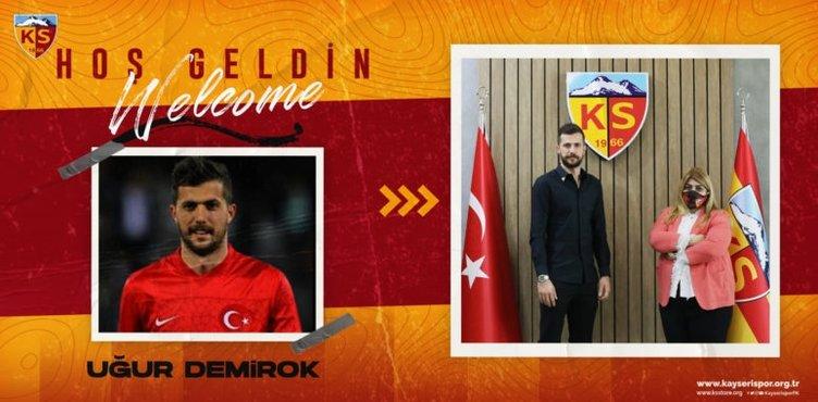 Son dakika... Transferler peş peşe açıklanıyor! İşte Süper Lig'in yeni yıldızları...