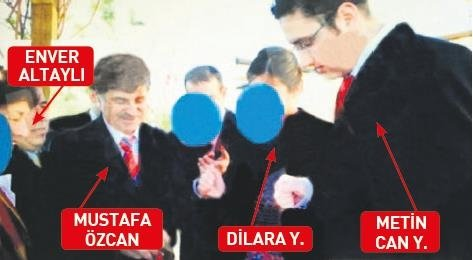 Buğra Kavuncu'nun dayı kızına yüzüğü FETÖ imamı takmış - - Son Dakika  Haberler
