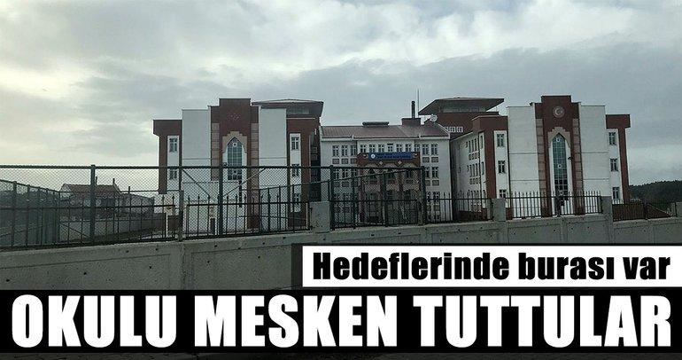 Edirne'de hırsızlar bu okulu mesken tuttu: Bu sefer de demir korkulukları çaldılar