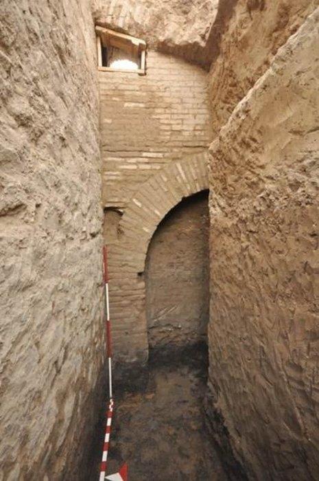 2 bin yıllık ayak izleri bulundu
