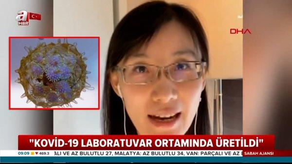 Son dakika haberi: ABD'ye iltica eden Çinli doktordan dünyayı dehşete düşüren itiraf! 'Koronavirüs laboratuvarda...'   Video