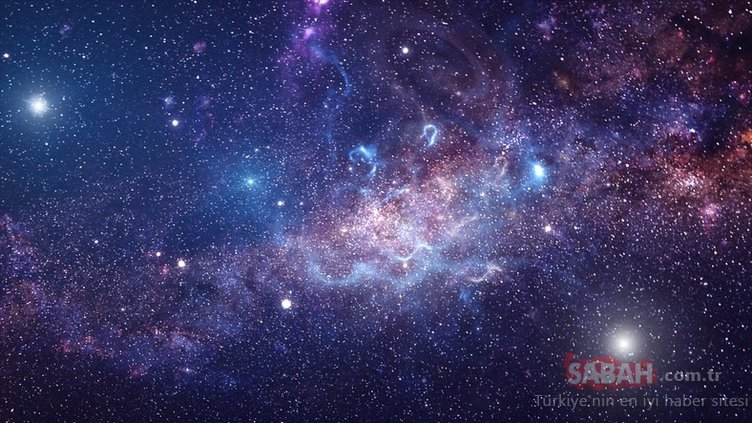 Gök bilimcileri şaşkına çevirdi! Kayboldu ve parlak bir şekilde yeniden ortaya çıktı!