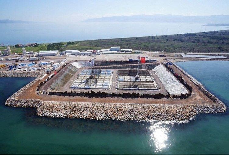 Gebze-Orhangazi-İzmir otoyolu projesinde son durum