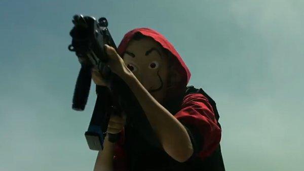 Netflix La Casa de Papel 4. Sezon başlıyor! İşte ilk sahneler...   Video