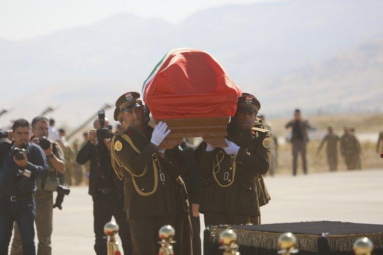 Cenazesi Süleymaniye'ye böyle getirildi!