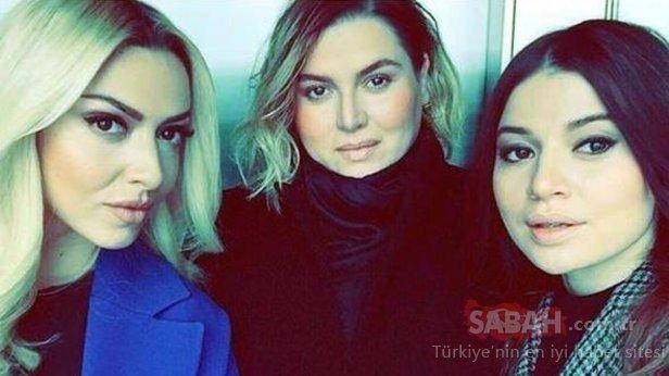 Hadise'nin kavgalı olduğu ablası Hülya Açıkgöz'den kafa karıştıran açıklama! Hülya Açıköz: Konuşursam Hadise Türkiye'ye adım atamaz!
