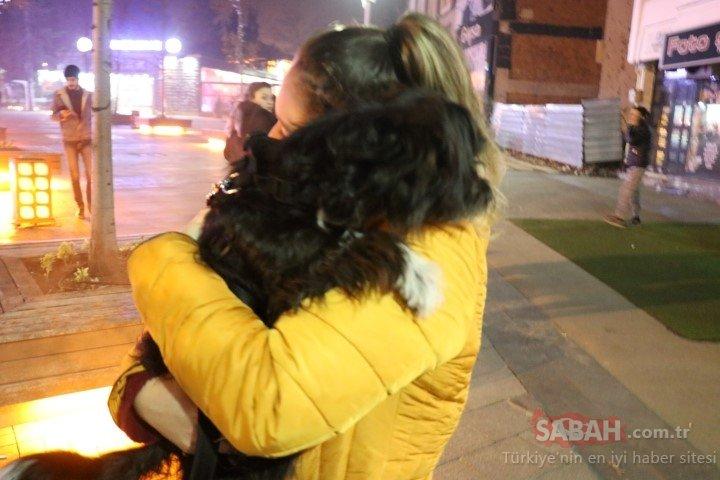 Bolu'da korkutan deprem! Vatandaş geceyi dışarıda geçirdi
