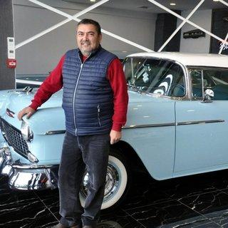 32 bin liraya aldığı otomobili 200 bin lira harcayıp yeniledi!