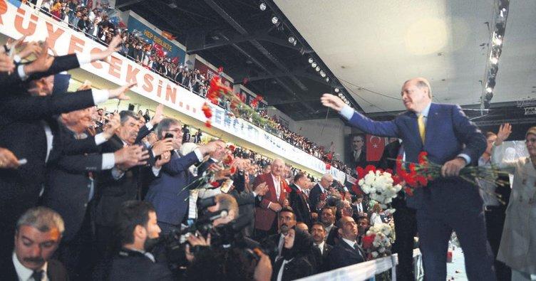 AK Parti'de yaş günü ve kongre haftası