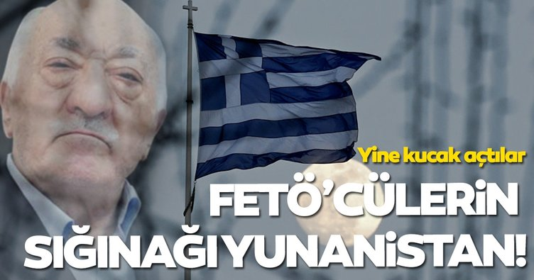 FETÖ üyesi Türk vatandaşlarının Yunanistan'dan iltica talebi