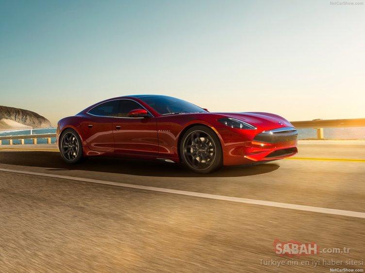 Karma Revero GT sonunda ortaya çıktı! İşte lüks sedanın özellikleri...
