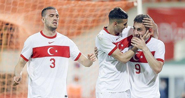 Son dakika: A Milli Takım son hazırlık maçına Moldova karşısında çıkıyor! İtalya maçı öncesi...