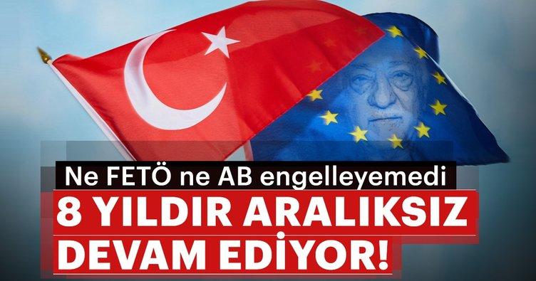 Türkiye ekonomisi 8 yıldır aralıksız büyüyor