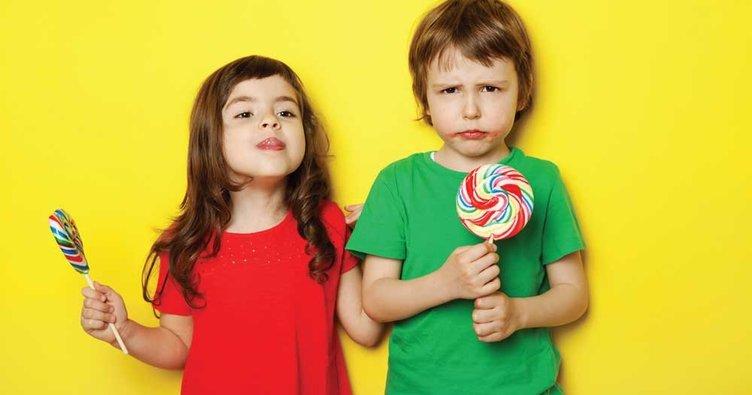 Şeker bağımlısı olmasın