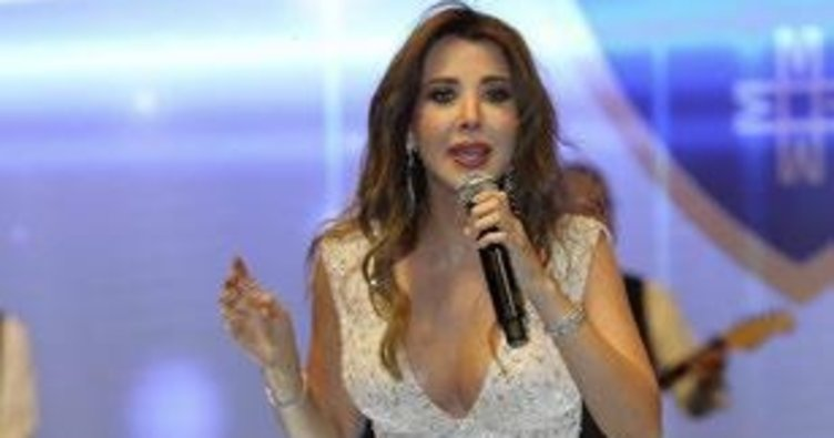 Arap starlar Kıbrıs'ta konser verdi