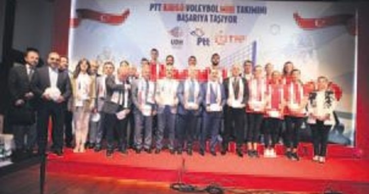TVF kargoları PTT'ye emanet