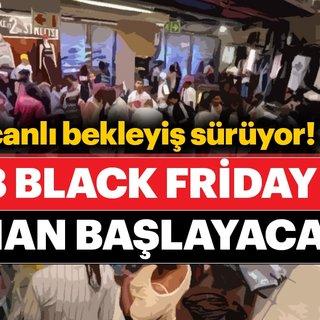 Black Friday ne zaman başlayacak? 2018 Black Friday indirimleri için geri sayım sürüyor!