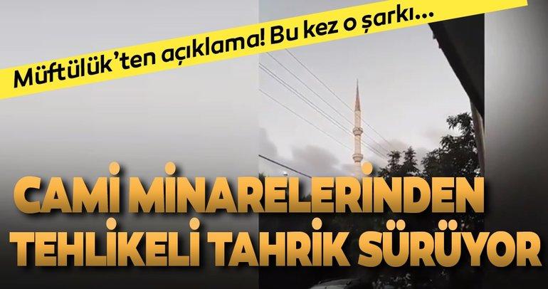 Son dakika: İzmir'de 2 camide bu kez Selda Bağcan skandalı
