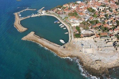 Antalya'ya bir de havadan bakın
