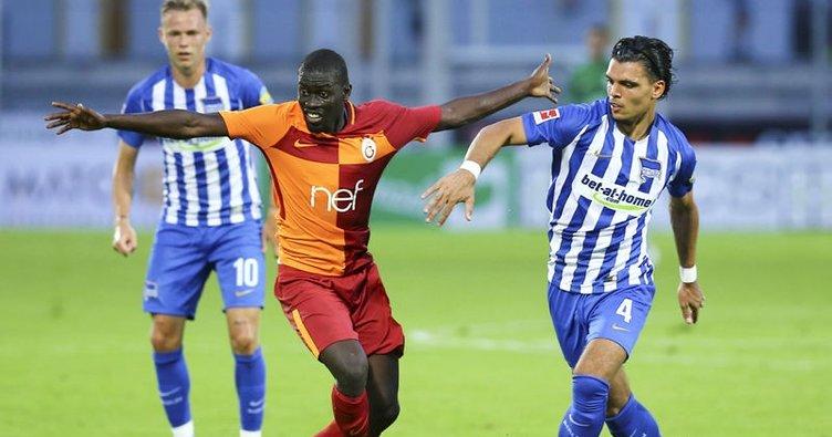 Ndiaye: Türkiye'nin en büyük kulübündeyim