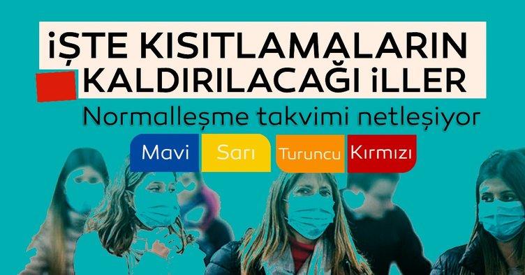 SON DAKİKA | 1 Mart'ta hangi illerde kısıtlamalar kalkacak? İzmir, Ankara ve İstanbul'da normalleşmeye ne zaman geçilecek?