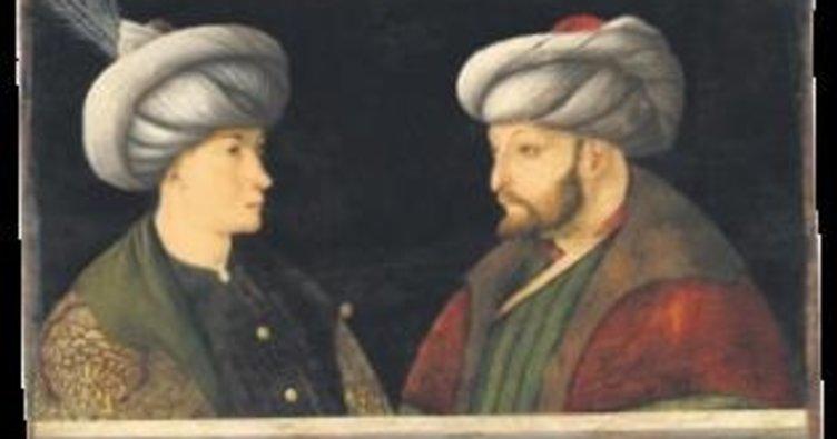 Fatih'in tablosunu İBB satın aldı