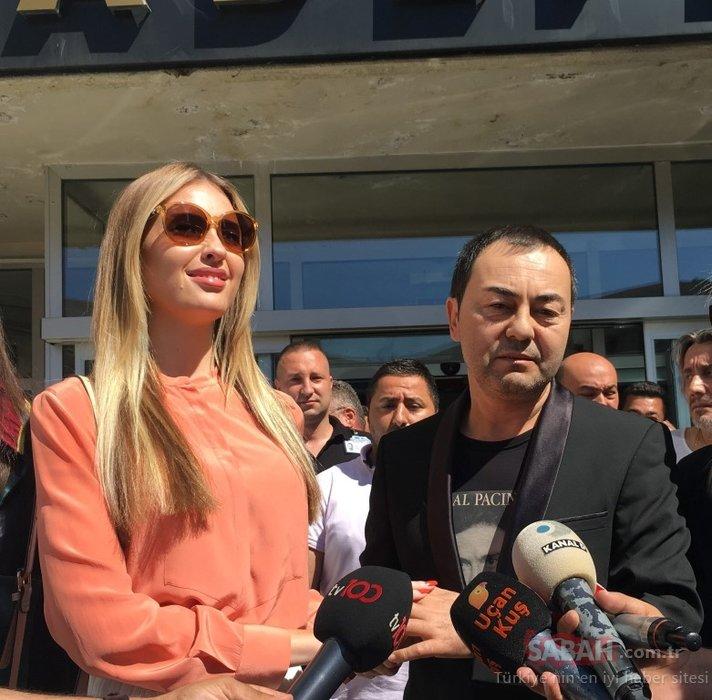 Serdar Ortaç'a eski eşi Chloe Loughnan'dan konuşma yasağı! 'Artık ağzımı açamam…'