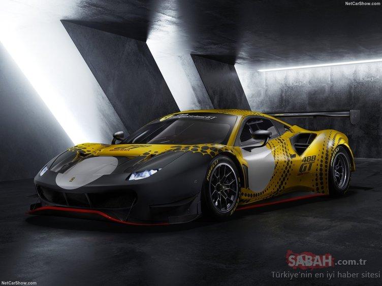 Ferrari 488 GT Modificata tanıtıldı! Yeni canavar neler sunuyor? İşte 2021 Ferrari 488 GT Modificata hakkında her şey