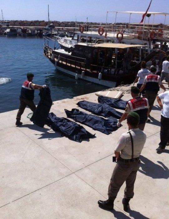 İzmir'de mülteci faciası