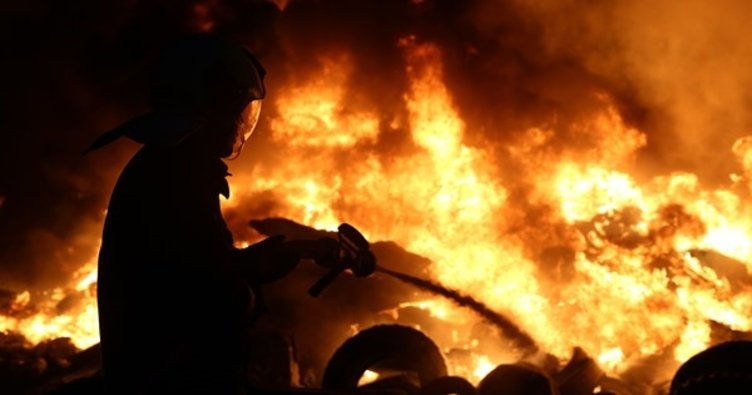 Japonya'da bakımevinde yangın :11 ölü