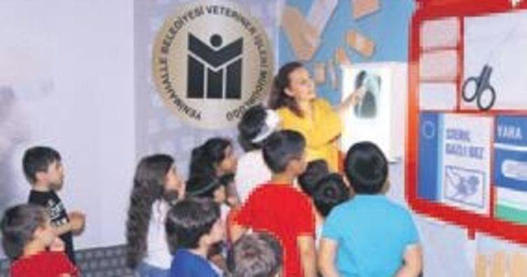 Tatilin yeni adresi Evrensel Değerler Çocuk Müzesi
