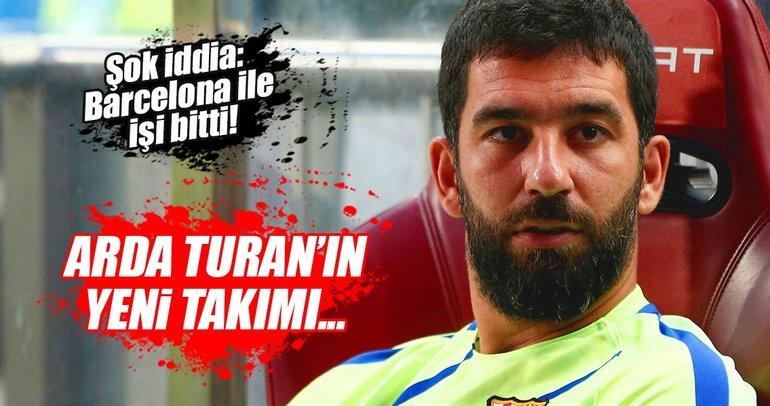 Flaş iddia: Arda Turan, Galatasaray'a geri dönüyor!