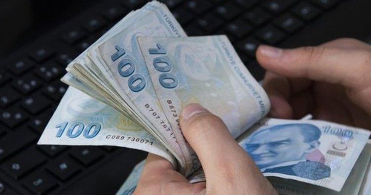 150 liralık borcu için 65 bin lirasına bloke kondu