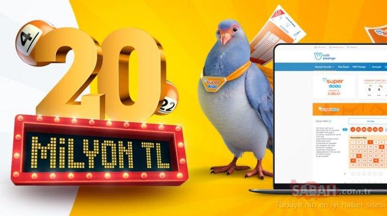SÜPER LOTO SONUÇLARI canlı çekilişle belli oldu! Milli Piyango Online ile 20 Eylül 2020 Süper Loto çekiliş sonuçları MPİ hızlı bilet sorgulama ekranı BURADA