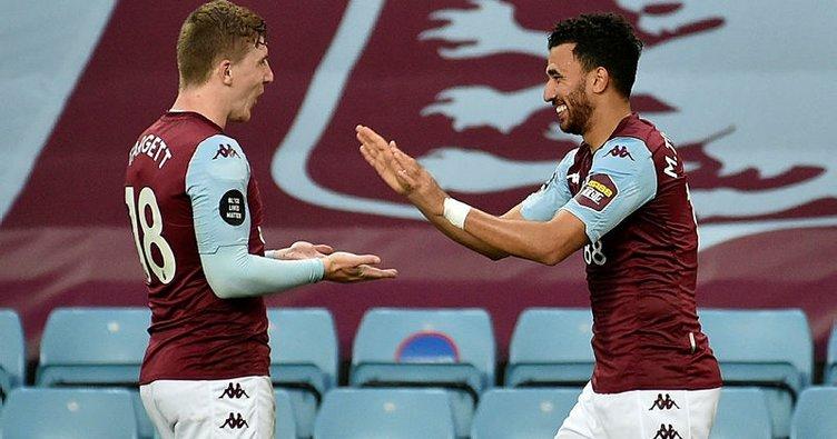 Aston Villa Arsenal'i Trezeguet ile devirdi! Aston Villa 1-0 Arsenal MAÇ SONUCU