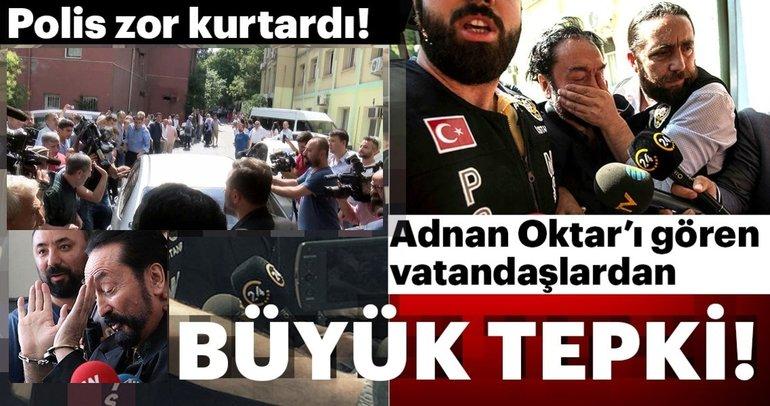 Son Dakika haberi: Adnan Oktar'a vatandaşlardan büyük tepki! - Adnan Oktar kimdir?