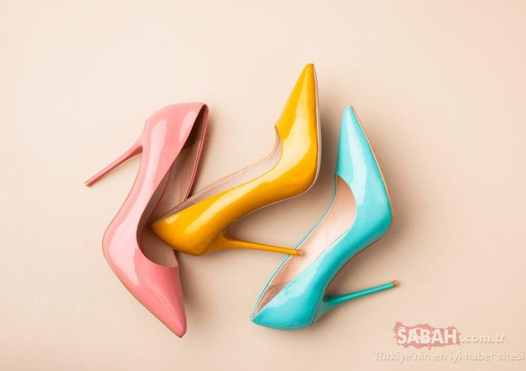 Vücudunuza zarar verebilecek 6 ayakkabı türü