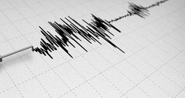 Yunan adalarındaki deprem Marmaris'te korkuttu