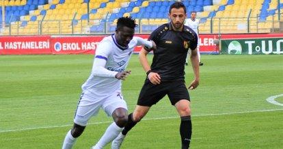 Menemenspor 2 - 2 İstanbulspor MAÇ SONUCU