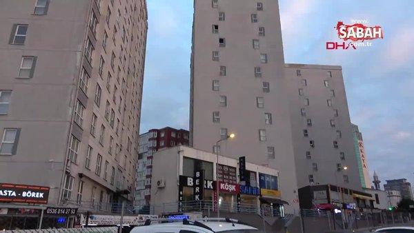 Esenyurt'ta rezidanstaki intihar, kadınların işlediği cinayet çıktı   Video