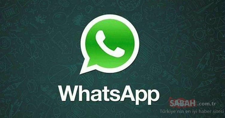 WhatsApp'ta artık her sohbet için ayrı ayrı... WhatsApp yeni bomba özelliğini kullanıma sundu