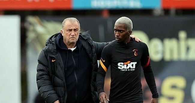 Galatasaray'da şok sakatlık! Henry Onyekuru...