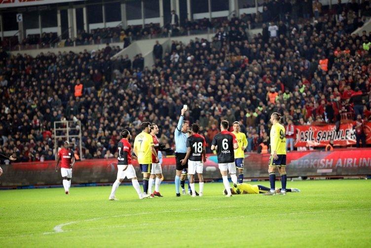 Gaziantep FK - Fenerbahçe maçı sonrası Rıdvan Dilmen'den flaş Vedat Muriqi yorumu!