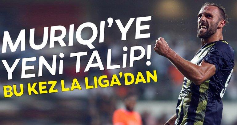 La Liga'dan Muriç'e yeni talip! | Son dakika Fenerbahçe transfer haberleri