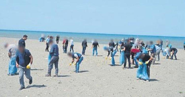 Amaç temiz sahil