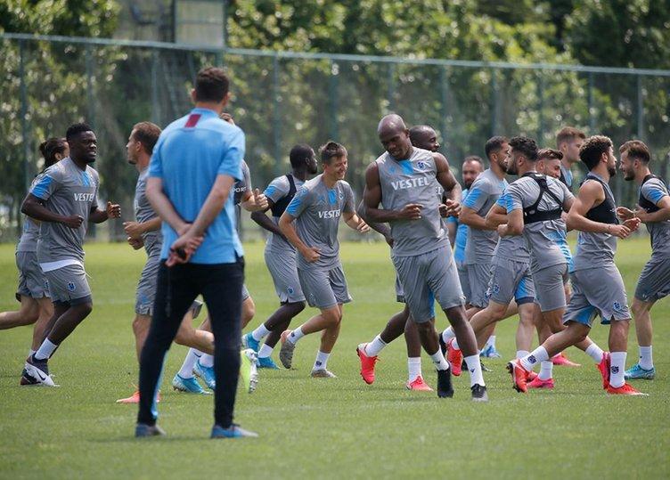 Trabzonspor Fenerbahçe derbisine hazırlanıyor