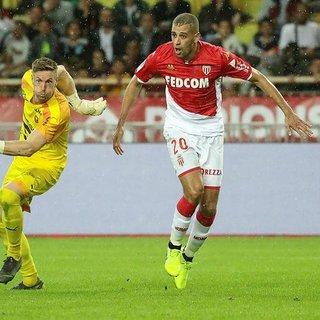 Monaco prensi Islam Slimani!