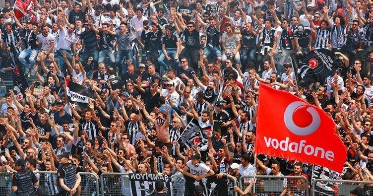 Vodafone Karakartal Beşiktaş'a 5 milyon TL gelir getirdi